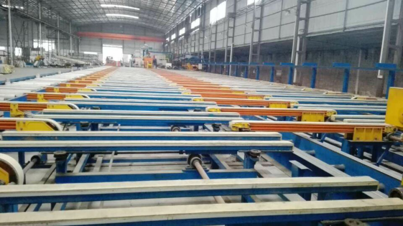 Translation Type Handling Table for Extrusion Line